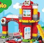 Zestaw klocków LEGO