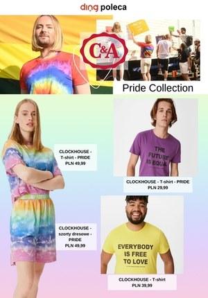 Gazetka promocyjna C&A - Miesiąc LGBT w C&A