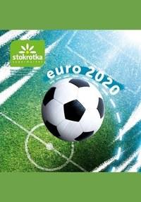 Gazetka promocyjna Stokrotka Supermarket - Stokrotka Supermarket - katalog Euro 2020 - ważna do 30-06-2021