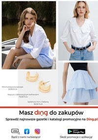 Gazetka promocyjna Mohito - Sukienki taniej w Mohito!