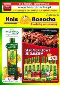 Gazetka promocyjna Hala Banacha - Z ochotą na zakupy w Halach Banacha   - ważna do 07-07-2021