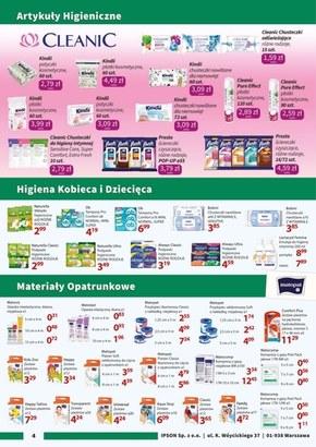 Czystość i higiena z Ipson