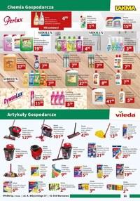 Gazetka promocyjna Ipson - Czystość i higiena z Ipson