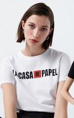 Koszulka damska Cropp Town