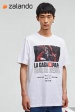 T-shirt męski Zalando