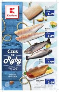 Smaczne ryby w Kauflandzie