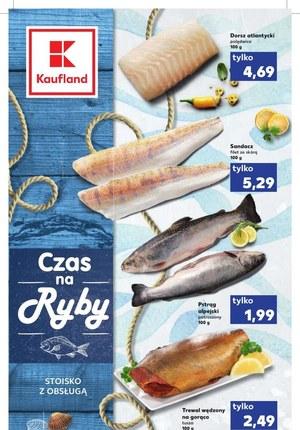 Gazetka promocyjna Kaufland - Smaczne ryby w Kauflandzie