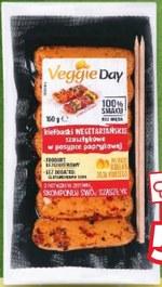 Kiełbaski Veggie Day