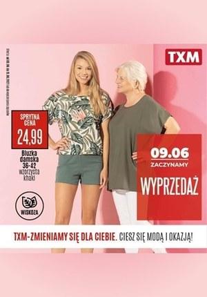 Gazetka promocyjna Textil Market - Wyprzedaż w Textil Market