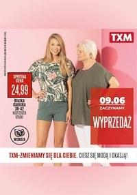 Gazetka promocyjna Textil Market - Wyprzedaż w Textil Market - ważna do 15-06-2021