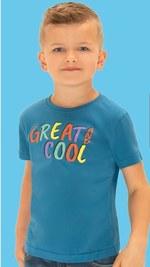 T-shirt chłopięcy Textil Market