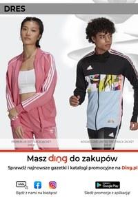 Gazetka promocyjna Adidas - Adidas - kolekcja butów