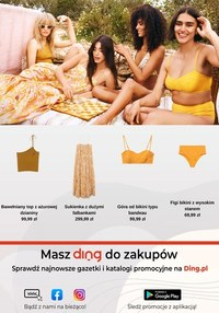 Gazetka promocyjna Mango - Optymistyczny styl w Mango
