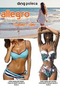 Gazetka promocyjna Allegro - Allegro - summer time - ważna do 23-06-2021