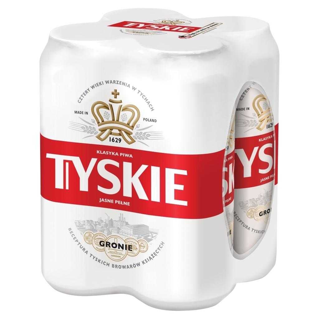Piwo Tyskie - 0