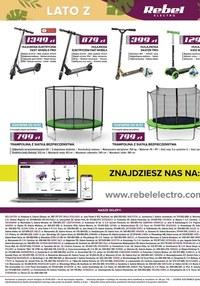 Gazetka promocyjna Rebel Electro - Promocje na czerwiec w Rebel Electro