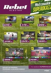 Gazetka promocyjna Rebel Electro - Promocje na czerwiec w Rebel Electro - ważna do 30-06-2021