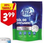 Sól do zmywarki Big Effect