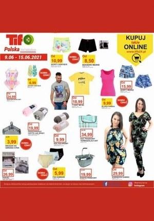 Gazetka promocyjna Tifo - Kupuj także online w Tifo