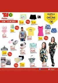 Gazetka promocyjna Tifo - Kupuj także online w Tifo - ważna do 15-06-2021