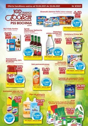 Gazetka promocyjna PSS Bochnia - Kup więcej, zapłać mniej PSS Bochnia