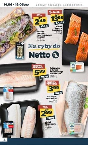 Sprawdź promocje w Netto!