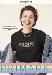 Gazetka promocyjna Primark - Primark kolekcja Pride 2021 - ważna do 30-06-2021