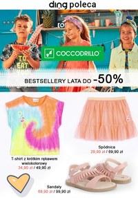 Gazetka promocyjna Coccodrillo - Coccodrillo - bestsellery lata - ważna do 24-06-2021