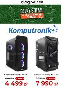 Gazetka promocyjna Komputronik - Komputronik - mistrzowski sprzęt - ważna do 24-06-2021
