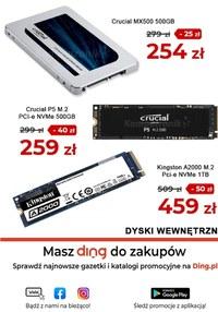 Gazetka promocyjna Komputronik - Komputronik - mistrzowski sprzęt