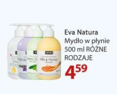 Mydło Eva Natura niska cena