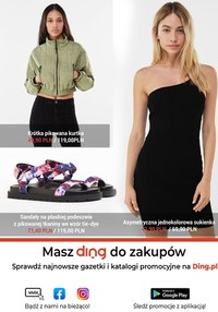 Gazetka promocyjna Bershka - Błysk w Bershka