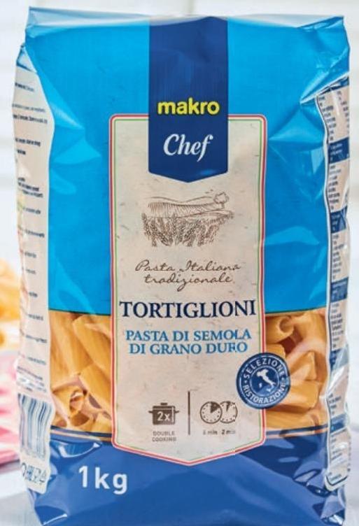 Makaron Makro Chef niska cena