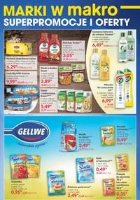 Gazetka promocyjna Makro Cash&Carry - Markowe produkty w Makro