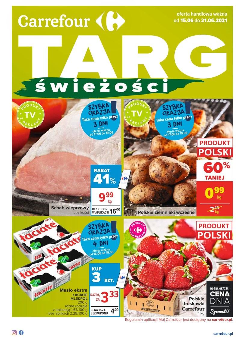 gazetki Carrefour