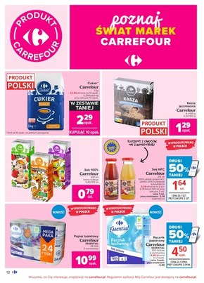 Carrefour murem za kibicami