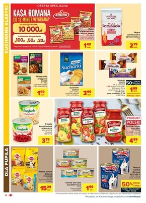 Oferta handlowa Carrefour Market