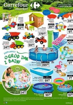 Gazetka promocyjna Carrefour Market - Carrefour Market - ogród jak z bajki