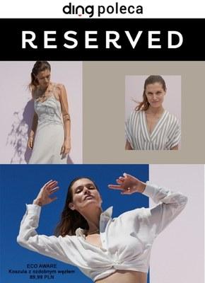 Letnia moda w Reserved