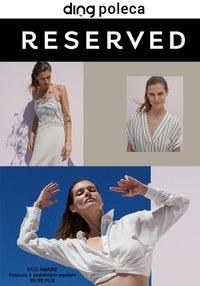 Gazetka promocyjna Reserved - Letnia moda w Reserved  - ważna do 11-07-2021