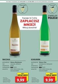 Gazetka promocyjna Lidl - Katalog win Lidla