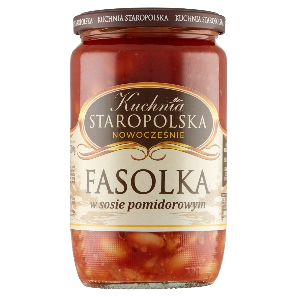 Fasolka Kuchnia Staropolska - 1