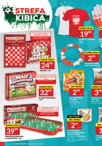 Gazetka promocyjna Twój Market - Strefa kibiców w Twój Market