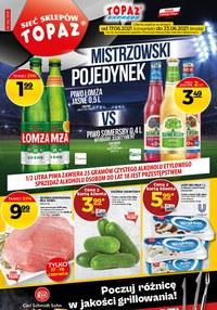 Gazetka promocyjna Topaz - Topaz - nowa oferta promocyjna - ważna do 23-06-2021