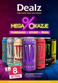 Gazetka promocyjna Dealz - Mega okazje w Dealz!  - ważna do 16-06-2021