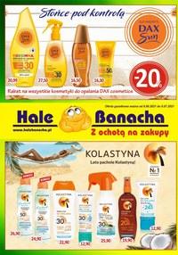 Gazetka promocyjna Hala Banacha - Z ochotą na zakupy Hala Banacha