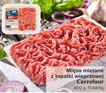 Mięso mielone Carrefour