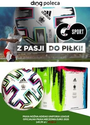 Go Sport - z pasji do piłki