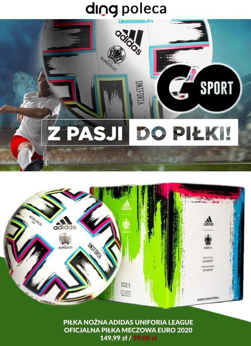 Gazetka promocyjna GO Sport - ważna od 14. 06. 2021 do 28. 06. 2021