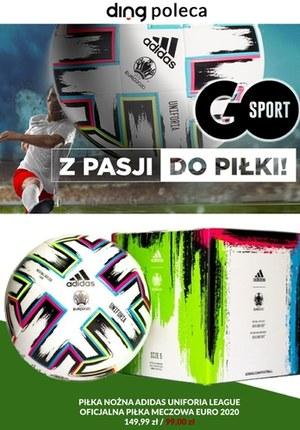Gazetka promocyjna GO Sport - Go Sport - z pasji do piłki